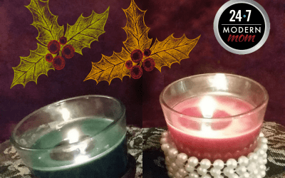 Fun Ways to Accessorize Your Candles For The Holidays