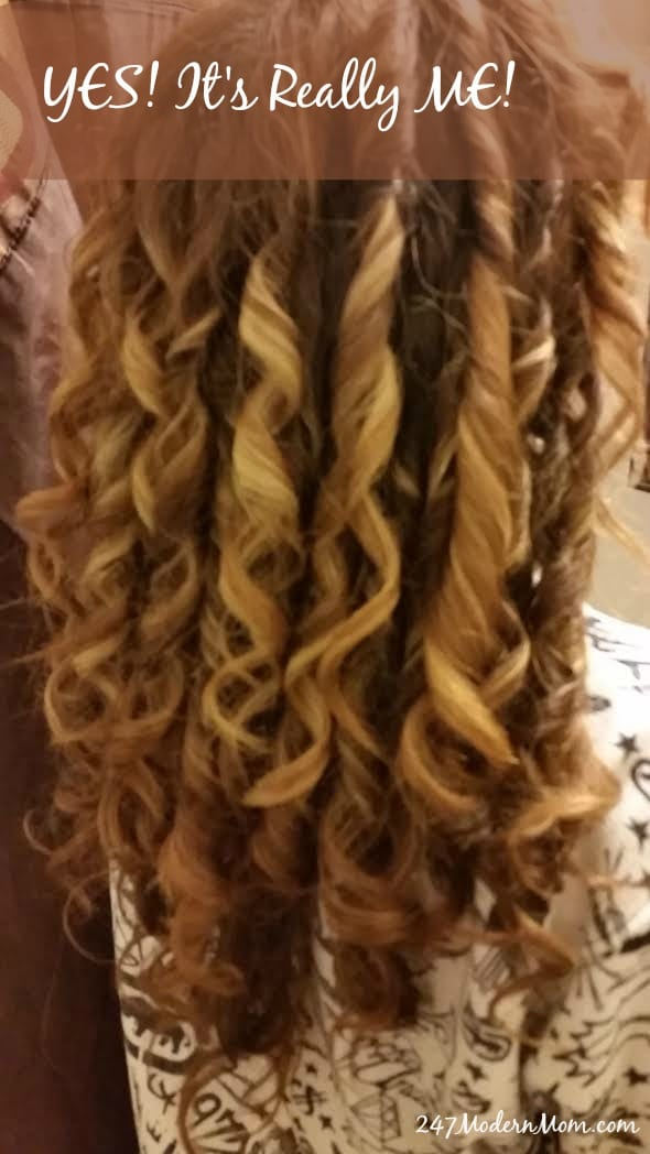 Perfectly Curled Hairstyles