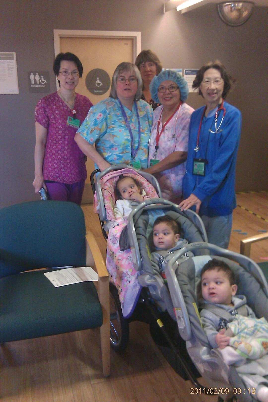 MedImmune Nurses