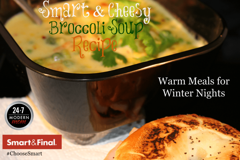 Smart & Cheesy Broccoli Soup Recipe: Warm Meals For Winter Nights
