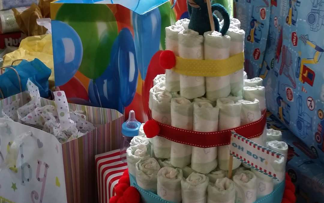 Every Mom Deserves A Baby Shower: The Lesson Every Mom Should Learn Before Baby Arrives
