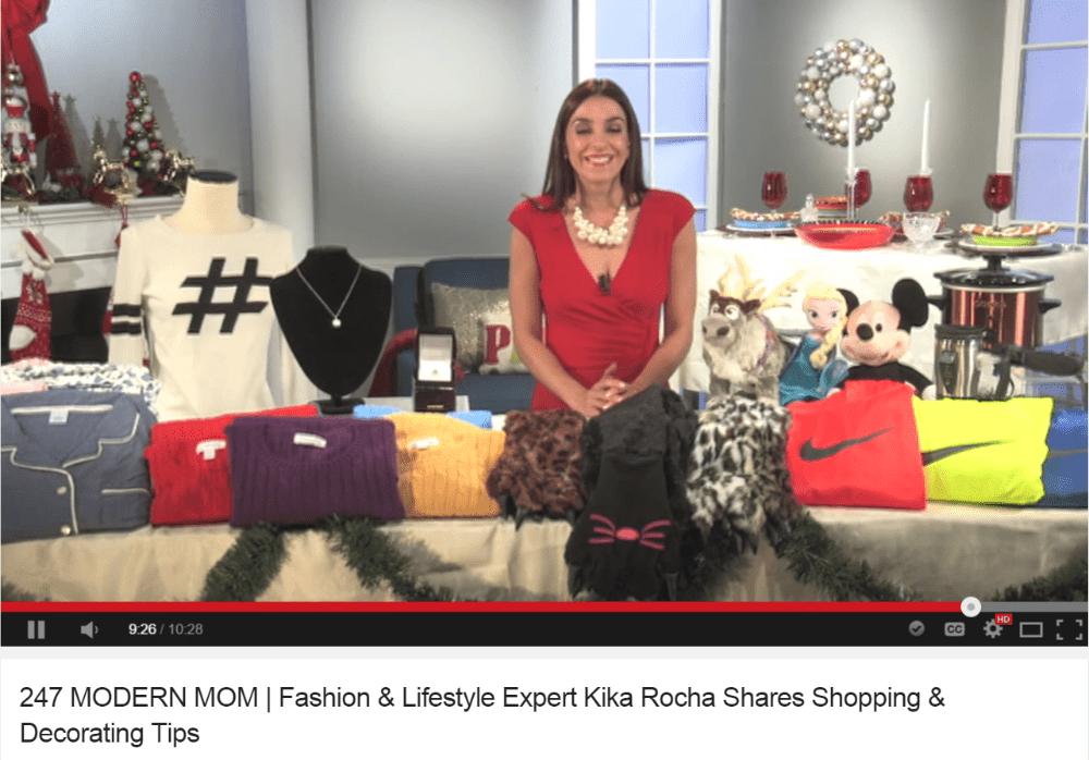 Kika Rocha Interview