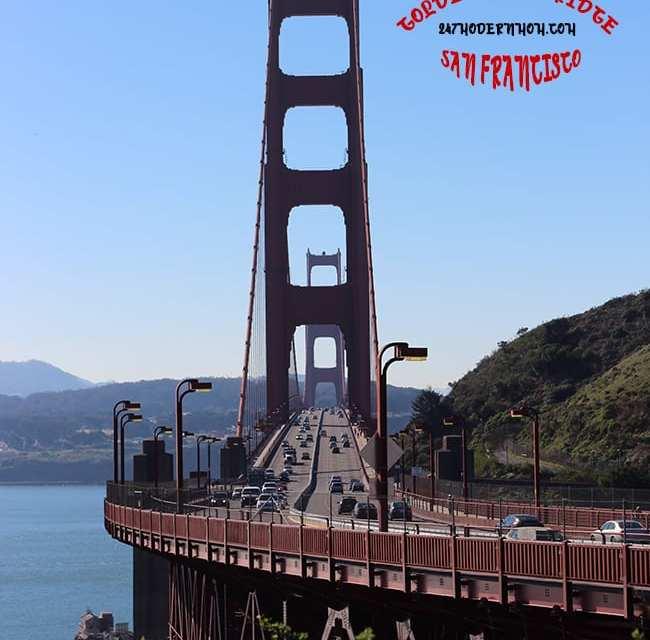 Our Day Trip To San Francisco: A Photo Journal – Bridges, Treasure Island, Battery Mendel