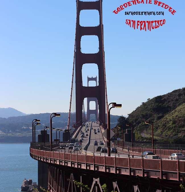 Our Day Trip To San Francisco: A Photo Journal – Bridges, Treasure Island, Battery Mendel