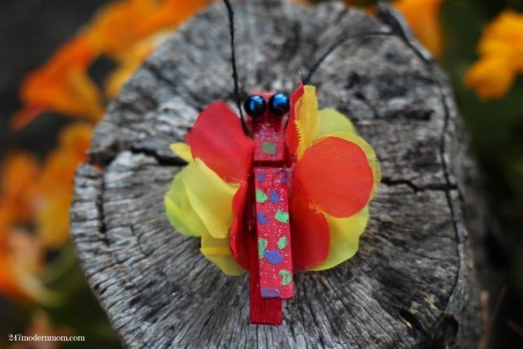 diy-flower-vase-hallmark-butterfly-on-stump-ad