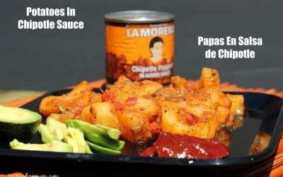 Potatoes In Chipotle Sauce Recipe