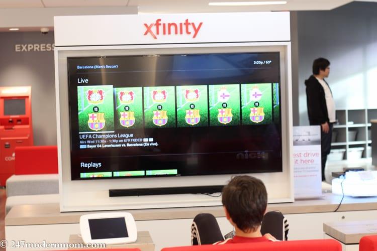 Xfinity X1