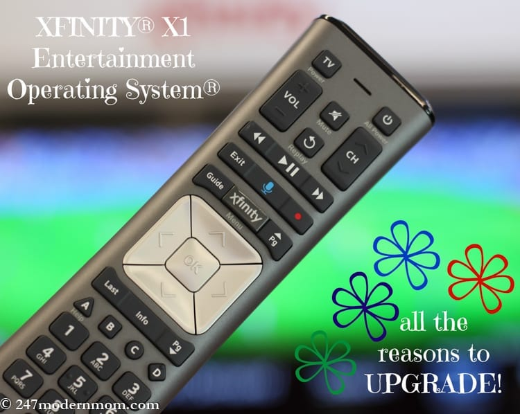 XFINITY® X1 Entertainment Operating System®: All the Reasons to Upgrade