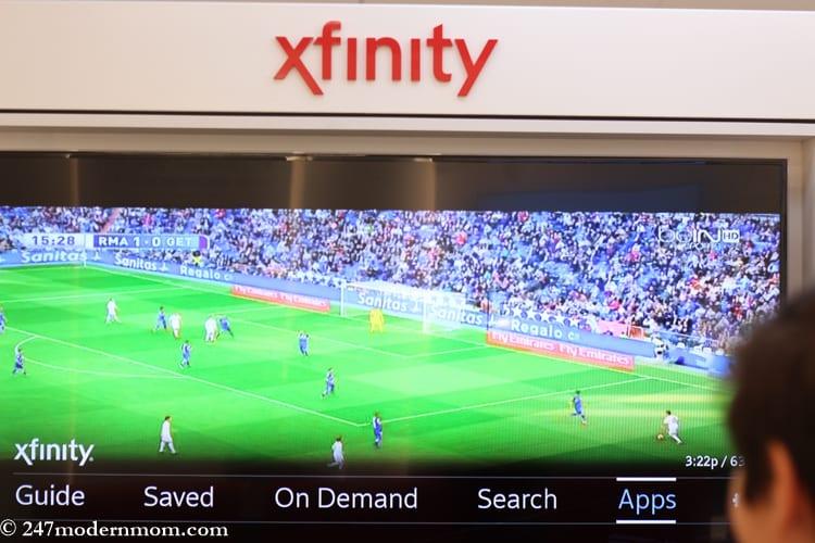 Xfinity X1 Entertainment System-19