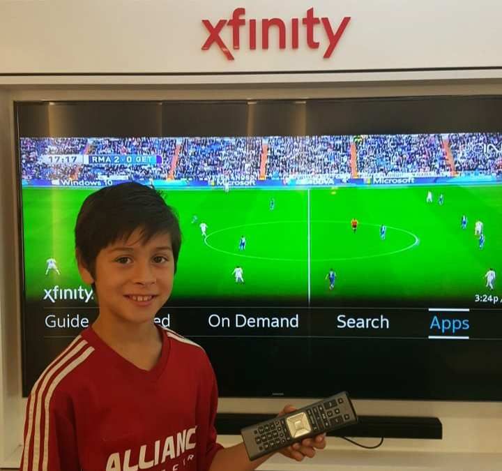 XFINITY® X1 Voice Remote: It Just Might Be the Coolest TV Remote Ever