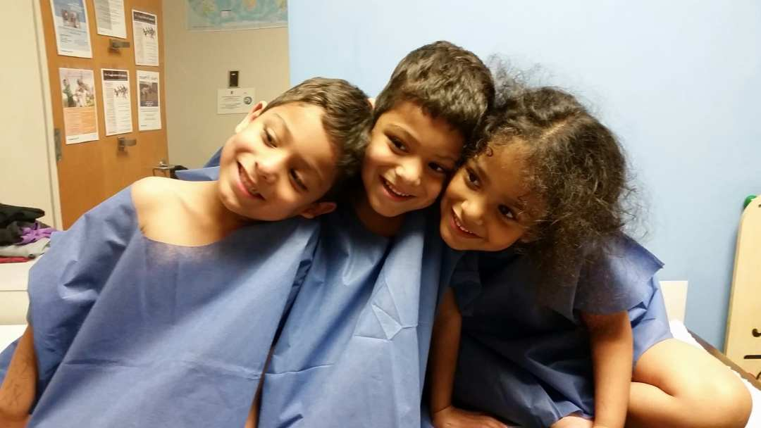 These triplets are going to change the world