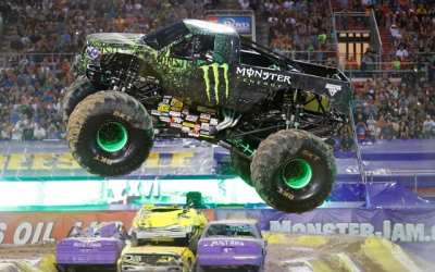 Monster Jam ® Is Coming Back to the Bay Area: Win Free Tickets