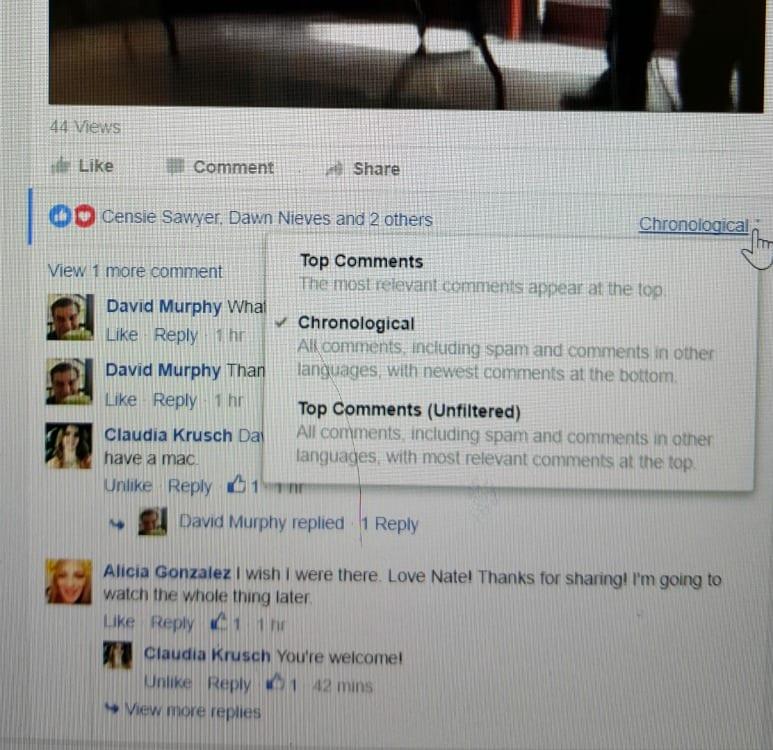 Facebook-Live-Comments