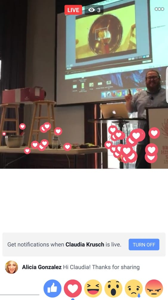 Facebook-Live-Love