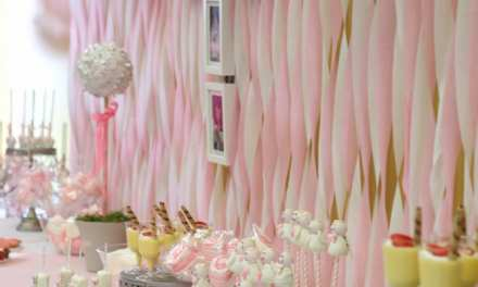 First Communion Party Ideas for Girls