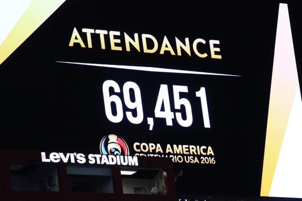 copa america attendance