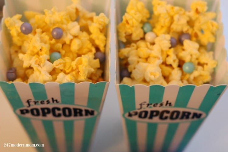 simply summer punch popcorn