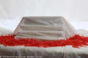 dia de los muertos altar color