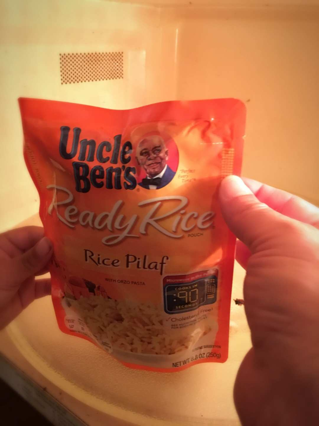 Chorizo Side Rice