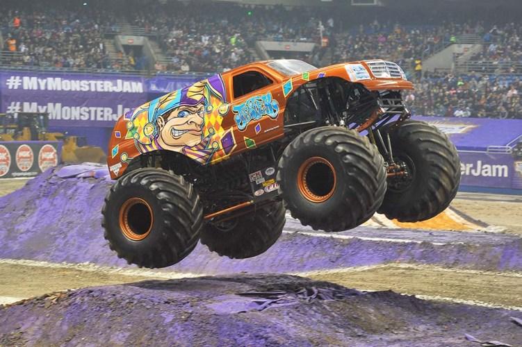 Monster Jam Bay Area B