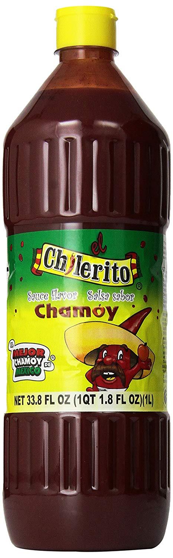 Chamoy Sauce Chilerito