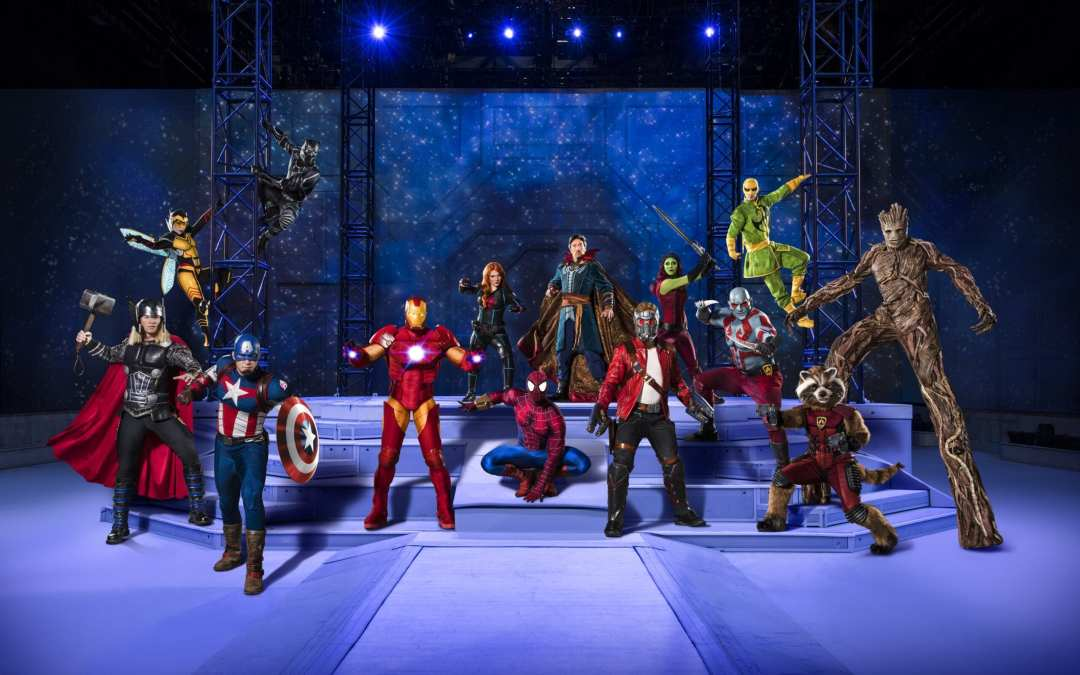 2 HRS ONLY! WIN Tickets TODAY to Marvel Universe Live! San Jose, CA