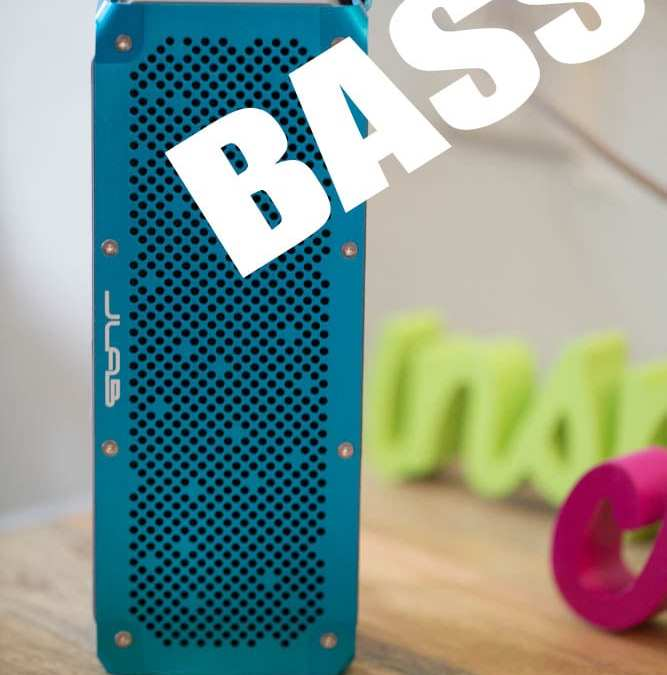 Best Portable Speaker: It's All About That Bass