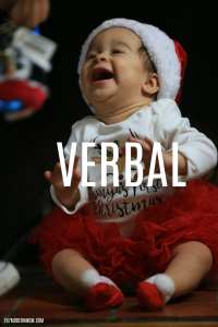 VERBAL DEVELOPMENTAL MILESTONES