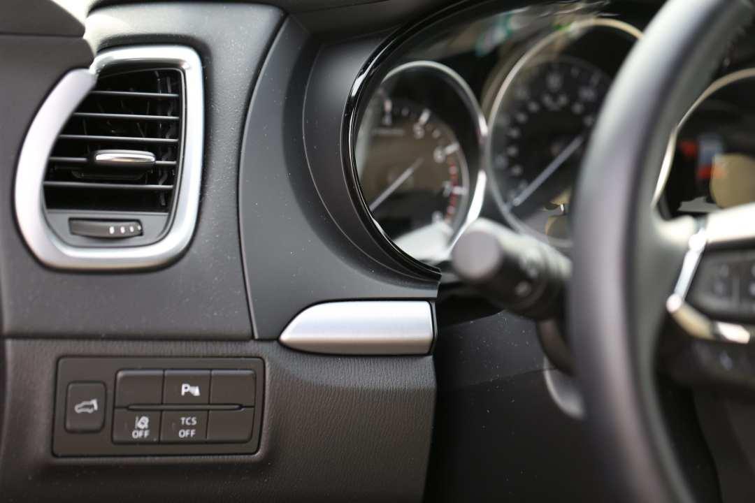 Mazda CX-9 Review Steering