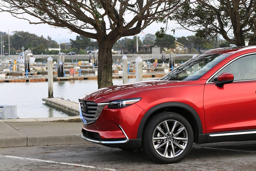 Mazda CX-9 Review - Marina