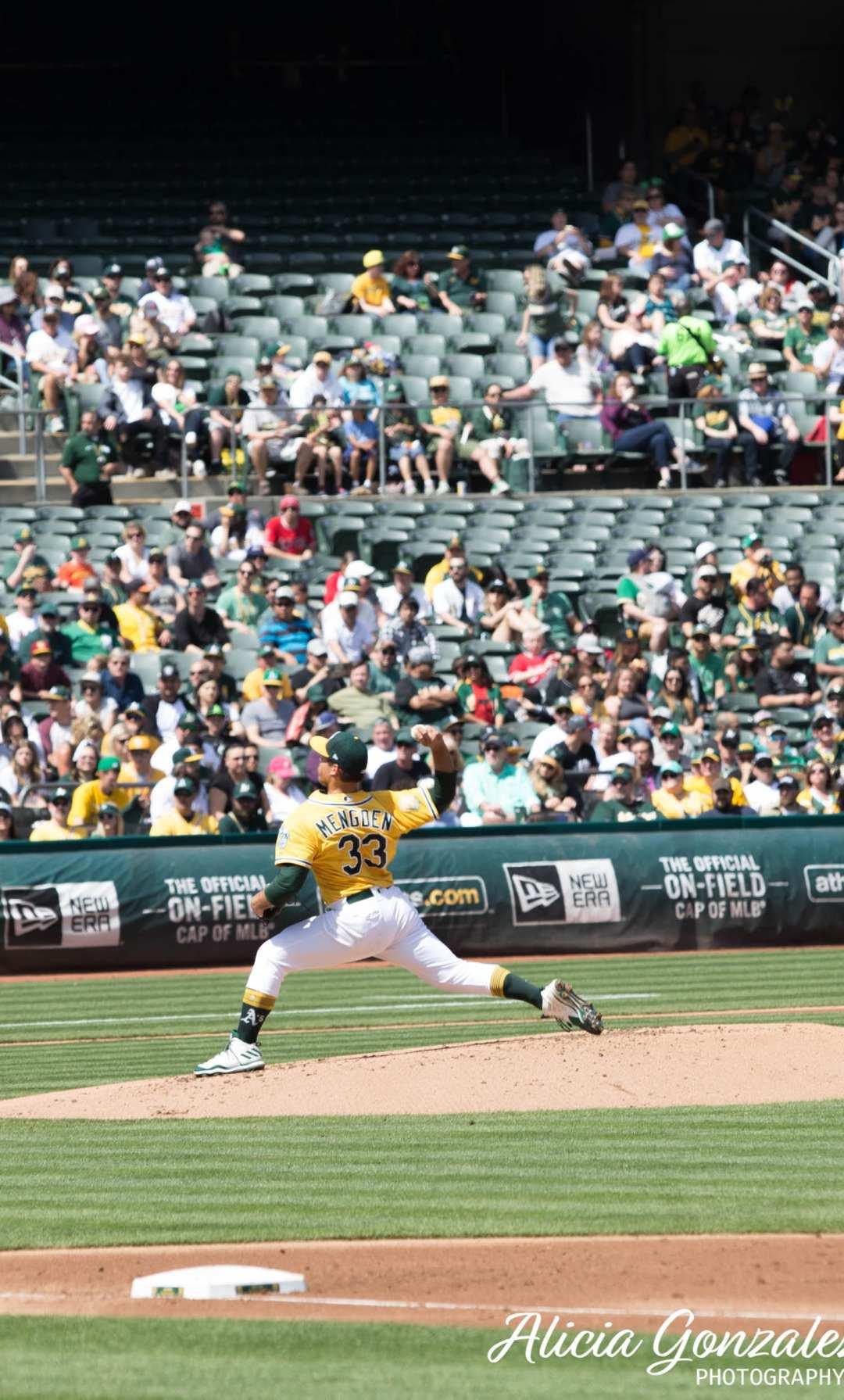 Oakland Athletics celebrates Cesar Chavez Day 3
