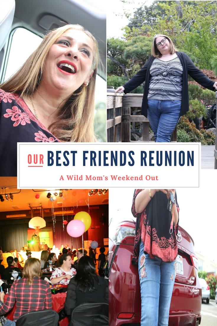 BEST FRIENDS REUNION