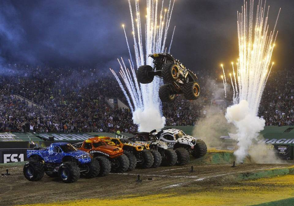 Monster Jam Bay Area 2019 Oakland: WIN Tickets for Your Family