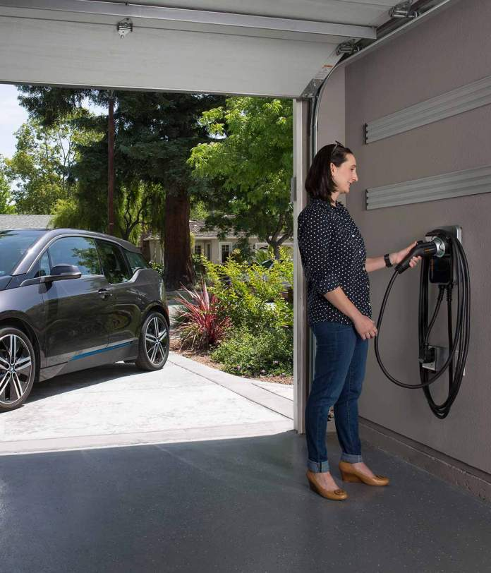 chargepoint home 25 plug - $749.00 - smart charge america