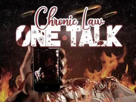 Chronic-Law-One-Talk-mp3-image
