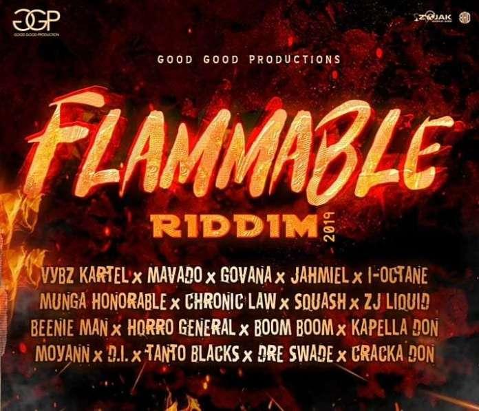 Flammable-Riddim