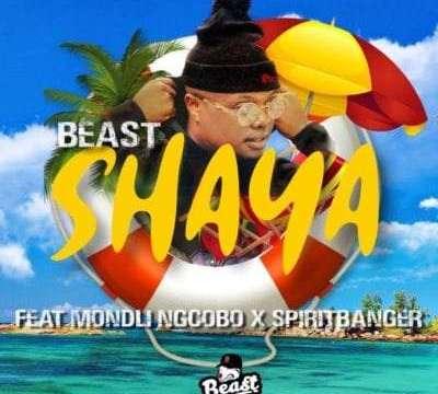 BEAST - Shaya ft Mondli Ngcobo SpiritBanger-mp3-image