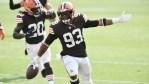 B.J. Goodson on playing New York Giants: 'Cool...