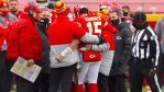 Kansas City Chiefs coach Andy Reid says before the...
