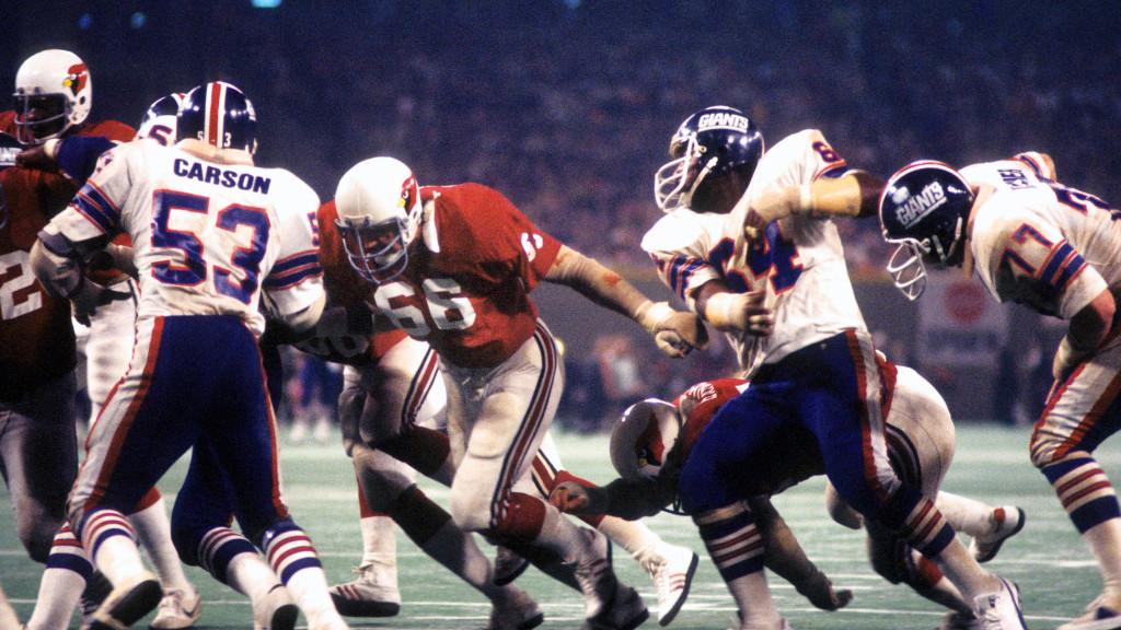 Former New York Giants DT John Mendenhall dead at...