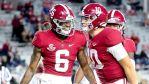 Alabama's DeVonta Smith, Mac Jones among players...