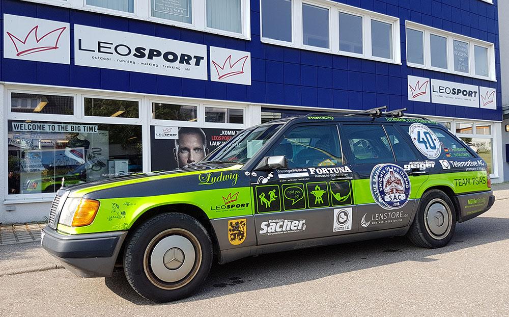 leosport Rallyauto