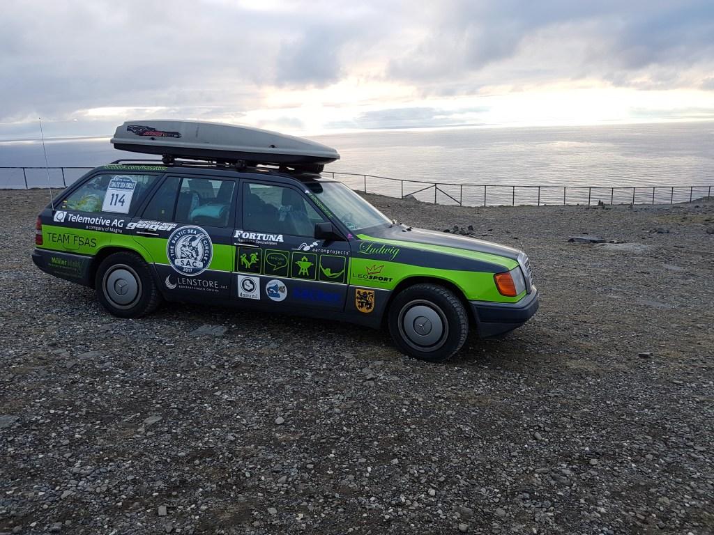 Ludwig Baltic Sea Circle Abenteuer Rally