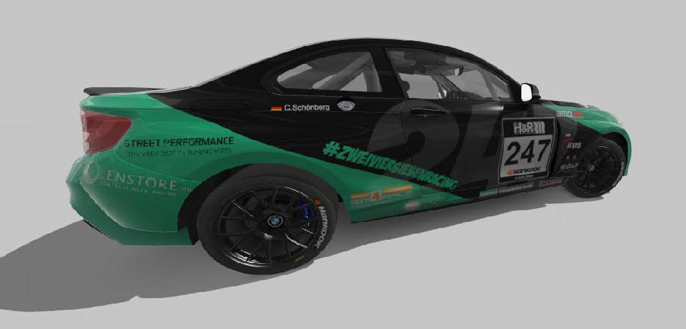 RCN SimRacingSommercup BMW