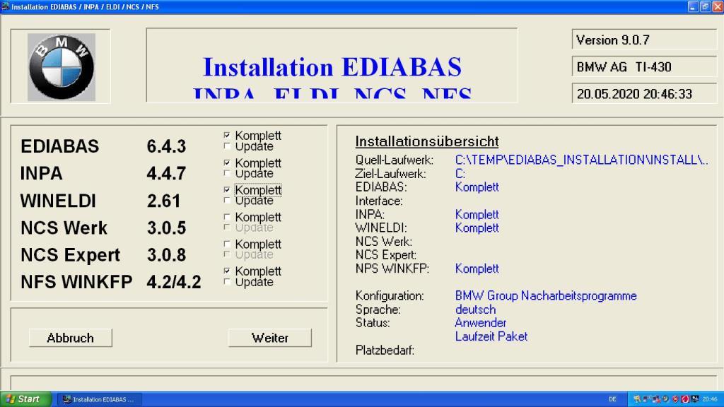 Inpa Installation 5