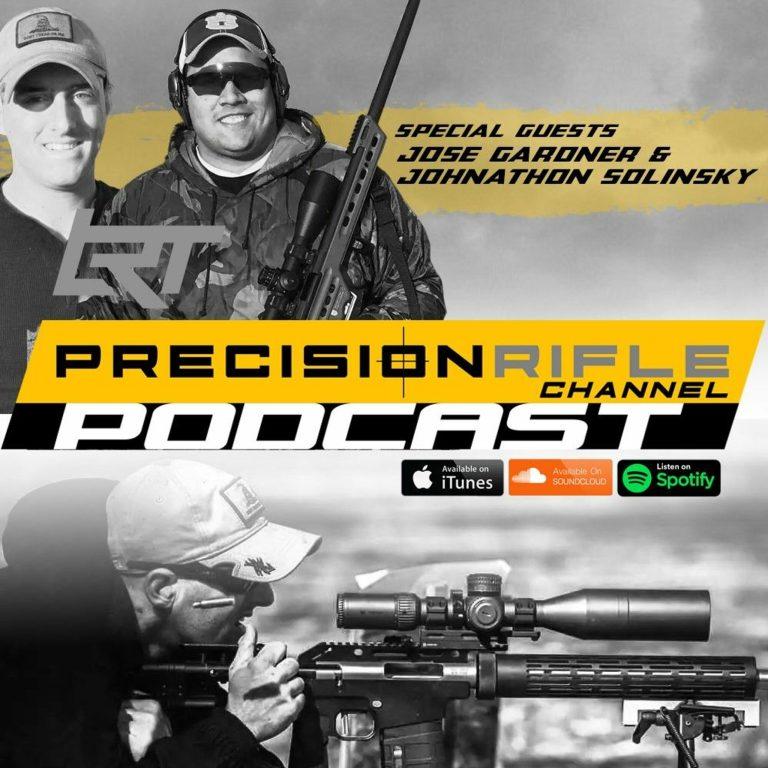Long Range Tactics w/ Johnathon Solinsky and Jose Gardner | PRC Podcast Season 3 | Ep. 12