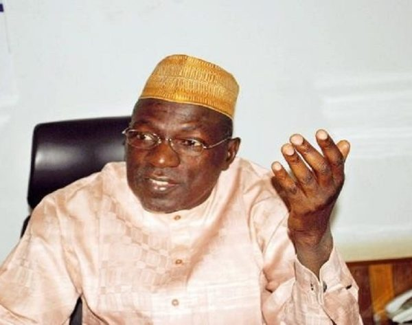 Image result for Ahmed Makarfi
