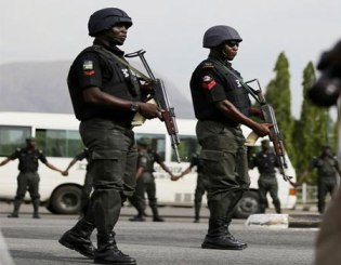 Image result for Four Policemen killed in Benue