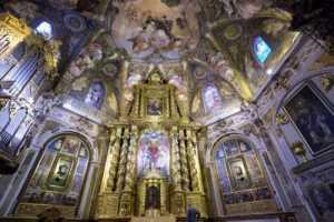 Parroquia de San Andres (Foto: AVAN // Alberto Sáiz)
