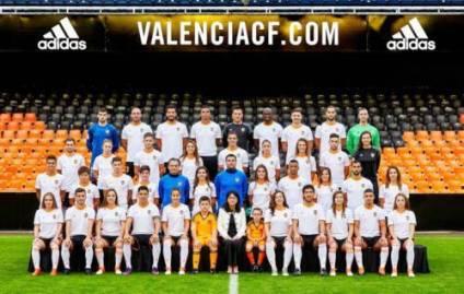 valencia cf squad